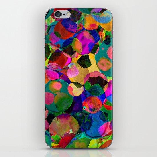 Rainbow Spot iPhone & iPod Skin