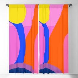 Shapes 72 Blackout Curtain