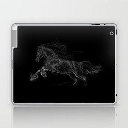 Horse - Gallopping Laptop & iPad Skin