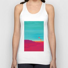 Far Away Unisex Tank Top