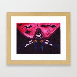 That's So Raven Framed Art Print