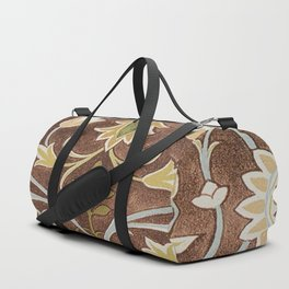 Art work of William Morris 7 Duffle Bag