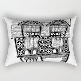 The gateway House Rectangular Pillow