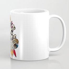 Death Before Dishonor Coffee Mug