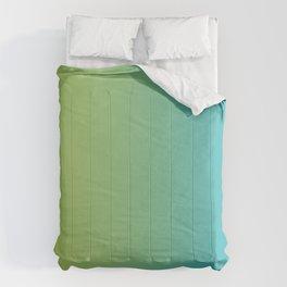 084 Aquatic Snakes Gradient Comforters