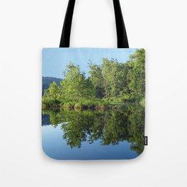 Crystal Clear Lake Killarney Tote Bag