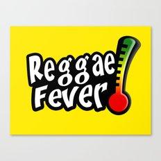 Reggae Fever Canvas Print
