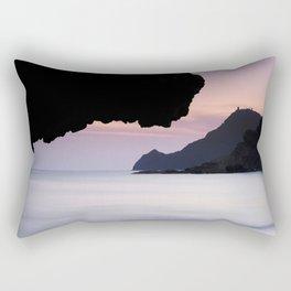 Half Moon sea.... Rectangular Pillow