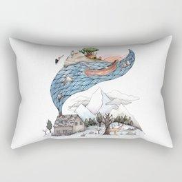 Invincible Summer Rectangular Pillow