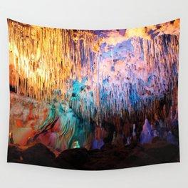 Rainbow Cavern Wall Tapestry