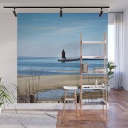 Lewes Lighthouse Wall Mural