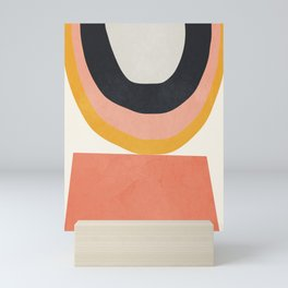 Abstract Art 8 Mini Art Print