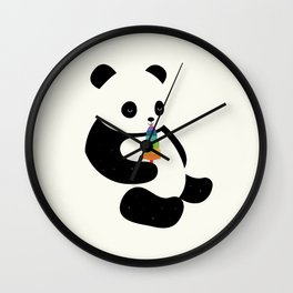 Panda Dream Wall Clock