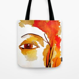 The Goddess of Autumn  Tote Bag
