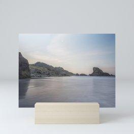 Dawn at Meyers Creek Beach Mini Art Print