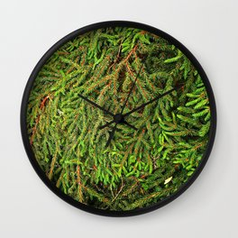 Boughs Wall Clock