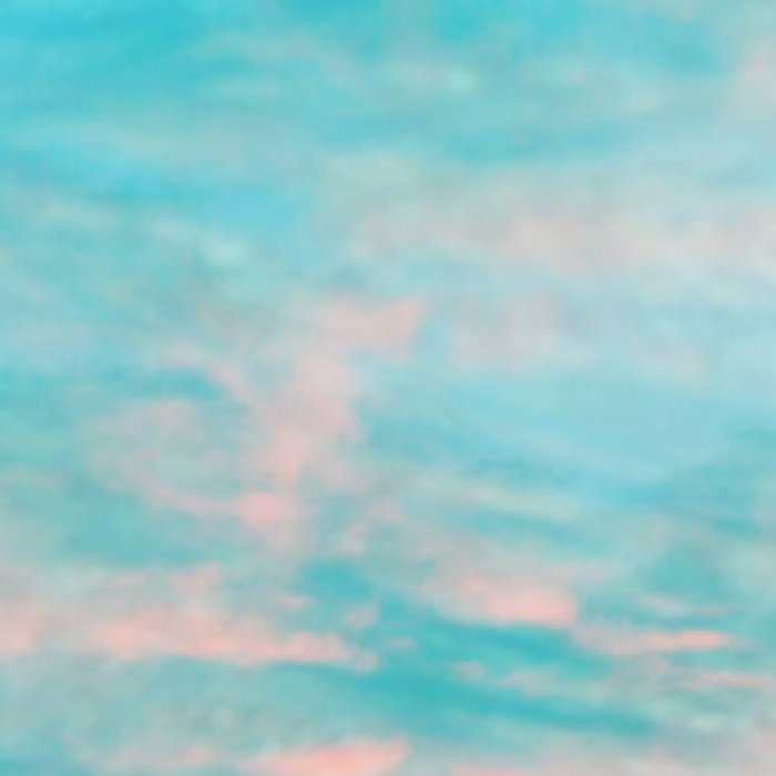 An underwater sunset Leggings