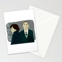 The Holmes Brothers Stationery Cards