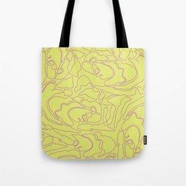Pastel Pattern III Tote Bag