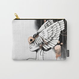 Bird of Minerva Carry-All Pouch