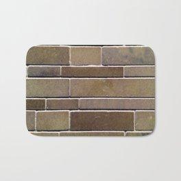 Stonewall Gold Bath Mat