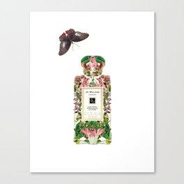 JO MALONE: LIME BASEL & MANDARIN Canvas Print