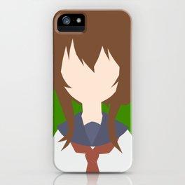 Inazuma (Kantai Collection) iPhone Case