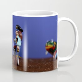The Battle Coffee Mug