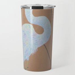 Unicorn Egret Travel Mug