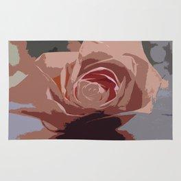 A Dusty Rose Rug
