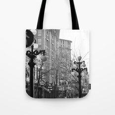 historic gastown  Tote Bag