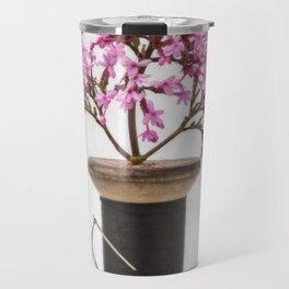 Wooden Vase Travel Mug