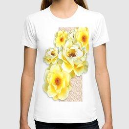 JC FLOWER LEI 1 T-shirt