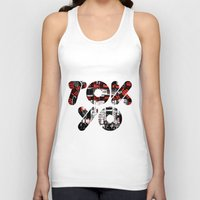 tokyo Tank Tops featuring TOKYO by xDenisx