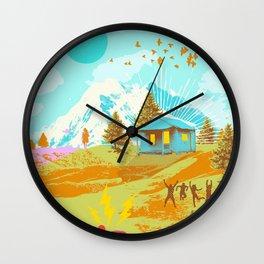 BETTER LAND Wall Clock