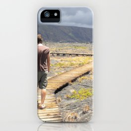 Where Do I Go? iPhone Case