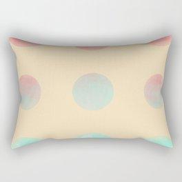 Sunrise in Spain Rectangular Pillow