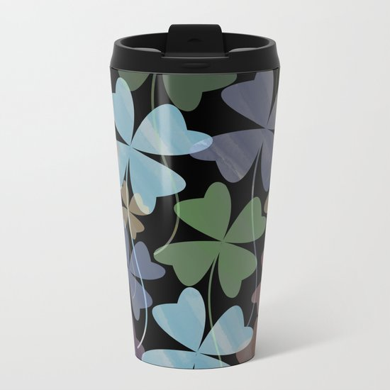 PATTERN 10 Metal Travel Mug