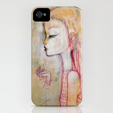 Tornado Lady iPhone (4, 4s) Slim Case