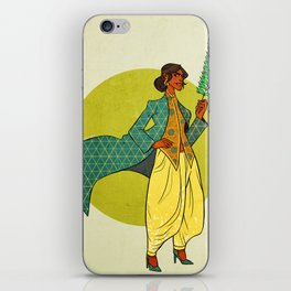 Diplomat of the Inquisition iPhone Skin