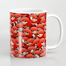 Uganda Knuckles Army Coffee Mug