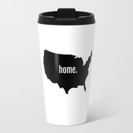 Home T Shirt Travel Mug