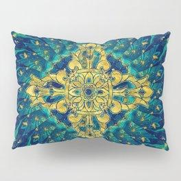 Double Dorje - Vishvavajra  -Vajra Pillow Sham