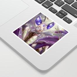 Jeweled Flower Mantis Sticker
