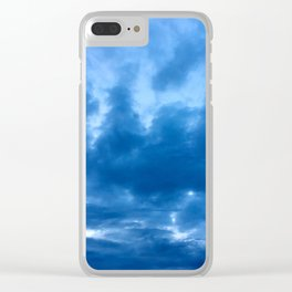 Greater Intuition Clear iPhone Case
