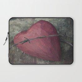 Trapped Heart III Laptop Sleeve
