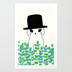 cat-176 Art Print
