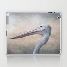 Portrait of a Pelican Laptop & iPad Skin