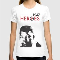 heroes T-shirts featuring HEROES by BALANCE 1947