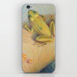 """""""Fingerfrog""""  iPhone Skin"""